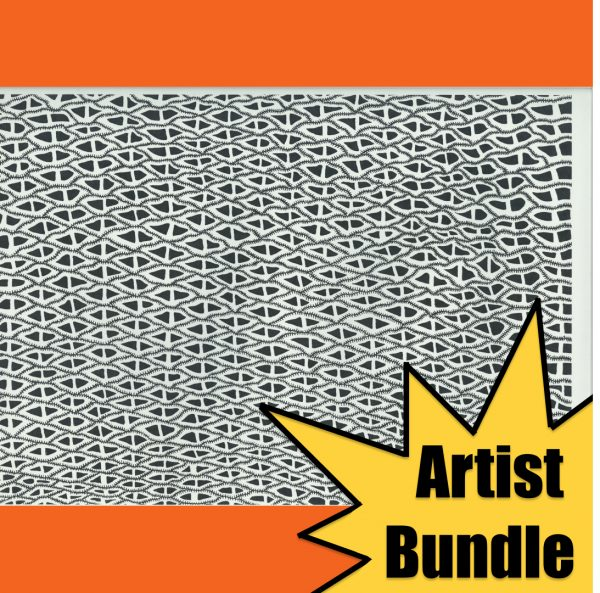 Dave Draws X Lifeshare Artist Bundle