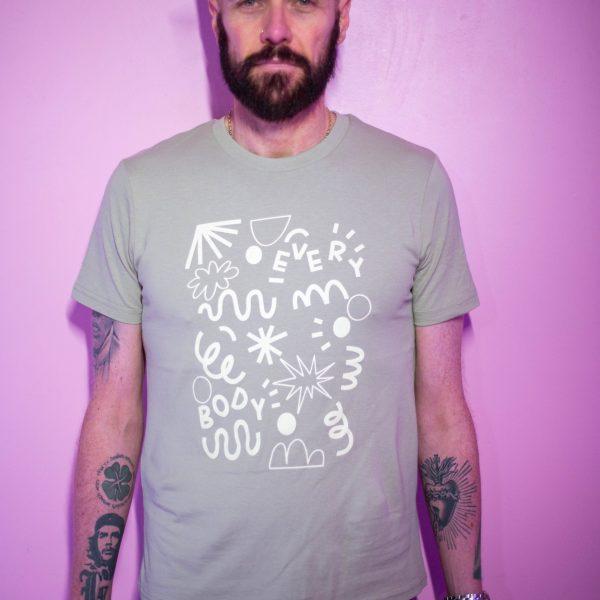 Caroline Dowsett X Lifeshare T-Shirt