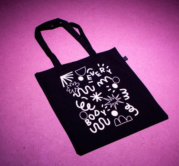 Caroline Dowsett X Lifeshare Tote Bag