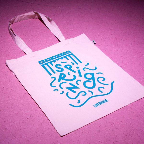 Dotto Studios X Lifeshare Tote Bag