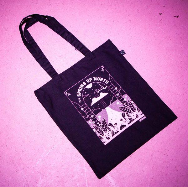 Katie O'Rourke X Lifeshare Tote Bag