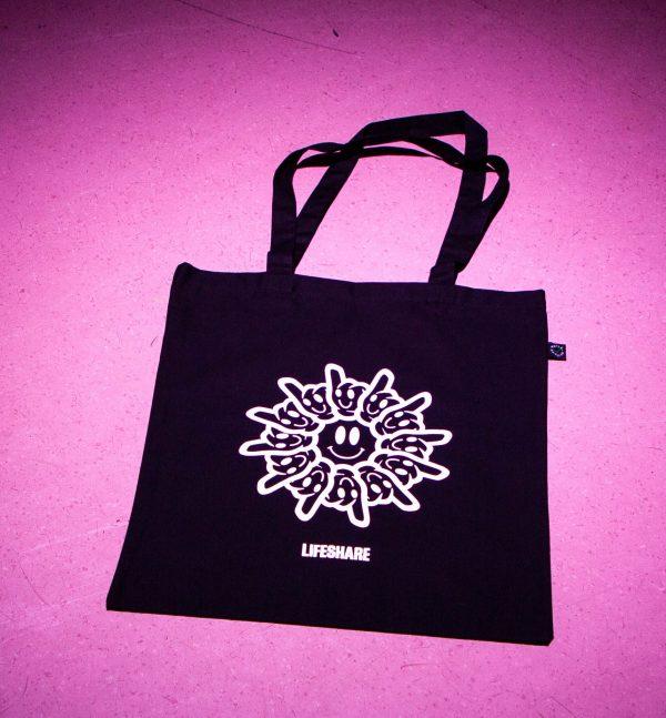 Leimai X Lifeshare Tote Bag