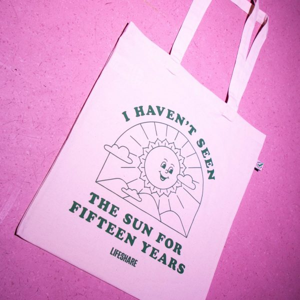 Mikesian Studios X Lifeshare Tote Bag
