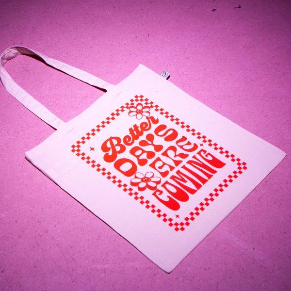 Proper Good Prints X Lifeshare Tote Bag